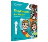 Albi Kúzelné čítanie interaktívne hovoriace kniha Encyklopédia pre školákov, vek 6+