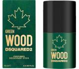 Dsquared2 Green Wood dezodorant stick pre mužov 75 ml