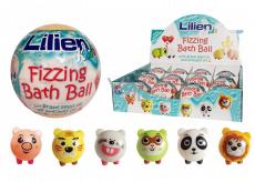 Lilien Kids Šumivá gule do kúpeľa s prekvapením pre deti 140 g