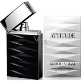 Giorgio Armani Attitude toaletní voda pro muže 75 ml