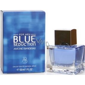 Antonio Banderas Blue Seduction toaletná voda 50 ml