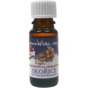Slow-Natur Skořice Vonný olej 10 ml