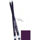 Jenny Lane Vodeodolná očná linka automatická lila 2 g