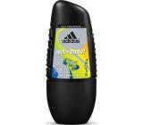 Adidas Cool & Care 48h Get Ready! kuličkový antiperspirant deodorant roll-on pro muže 50 ml