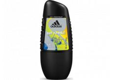 Adidas Cool & Care 48h Get Ready! guličkový antiperspirant dezodorant roll-on pre mužov 50 ml