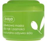 Ziaja Oliva maska na ruky a nechty 75 ml