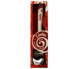 Nekupto Twister Lžička se jménem Zdeňka červená 16 cm 1 kus
