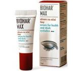 Biohar Max sérum na očné na riasy stimuluje a regeneruje rast očných rias 7ml