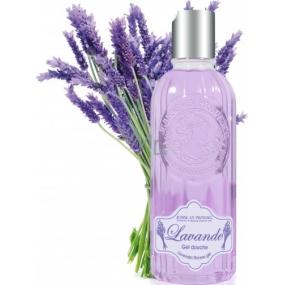 Jeanne en Provence Lavande Levanduľa sprchový gél pre ženy 250 ml