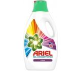Ariel Color tekutý prací gel na barevné prádlo 50 dávek 2,75 l