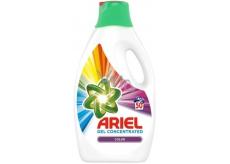 Ariel Color tekutý prací gel na barevné prádlo 50 dávek 3,25 l