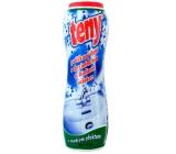 Teny Wc pískový čistič bělicí a desinfekční účinek dobře odstraňuje mastnotu a pachy 400 g