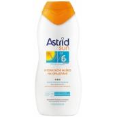 Astrid Sun OF6 Hydratační mléko na opalování 200 ml