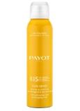 Payot Sun Sensi Brum Anti-Age SPF15 aktivačný hmla pre predĺženie opálenia 125 ml