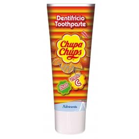 Chupa Chups Fluor + Aroma zubní pasta 3+ pro děti 75 ml expirace 12/2018