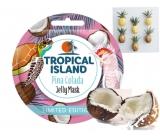 Marion Tropical Island Pina Colada želatinová pleťová maska 10 g