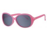 Dudes & dudettes Slnečné okuliare pre deti ružové DD16007