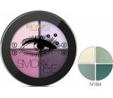 Reverz očné tiene Smoky Eye 4M 8g