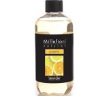 Millefiori Milano Natural Pompelmo - Grep Náplň difuzéra pre vonná steblá 500 ml