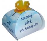 Kappus Prírodné mydlo z rastlinných olejov Čarovný darček pre krásny deň 50 g