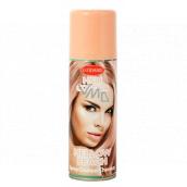 Zo Goodmark Pastel zmývateľné farebný lak na vlasy Oranžový 125 ml