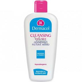 DÁREK Dermacol Cleansing odličovací pleťové mléko pro normální a smíšenou pleť 200 ml