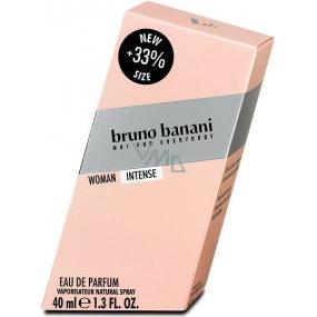Bruno Banani Intense toaletná voda pre ženy 40 ml