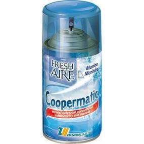 Fresh Aire Coopermatic Marine univerzálny osviežovač náhradná náplň 250 ml