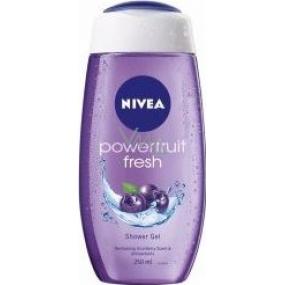 Nivea Powerfruit Relax sprchový gél sila ovocia a rozmaznávajúce starostlivosť 250 ml