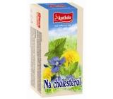 Apotheke Na cholesterol bylinný zelený čaj 20 sáčkov x 1,5 g