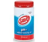 Savo pH- Snížení hodnoty pH v bazénu 1,2 kg