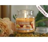Lima Aróma Dreams Marhuľa aromatická sviečka pohár s viečkom 120 g