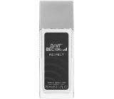 David Beckham Respect parfumovaný deodorant sklo pre mužov 75 ml