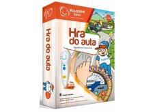 Albi Kúzelné čítanie interaktívna hovoriace hra Hra do auta