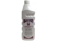 Amoena Lavosept K Citron koncentrát na umývanie a dezinfekciu plôch a nástrojov pre profesionálne použitie náhradná náplň 1 l