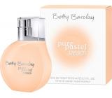 Betty Barclay Pure Pastel Peach toaletní voda pro ženy 20 ml