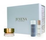 Juvena Skin Energy Rich Moisture bohatý hydratační krém pro suchou pleť 50 ml + SkinNova SC Serum 10 ml + Lifting Peeling Powder 20 g, kosmetická sada
