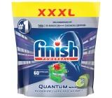 Finish Powerball Quantum Max Apple & Lime Blast tablety do umývačky riadu 60 kusov 930 g