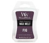 Woodwick Fig - Fík Artisan vonný vosk do aromalampy 22,7 g
