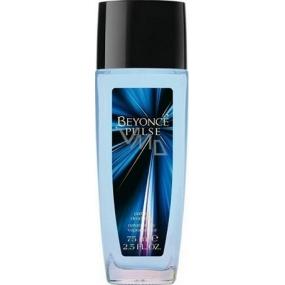 Beyoncé Pulse parfémovaný deodorant sklo pro ženy 75 ml