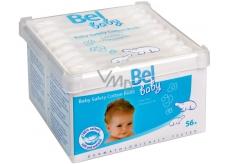 Bel Baby Vatové tyčinky v krabičce 56 kusů