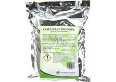 Kyselina citronová dokyselující přípravek 1 kg