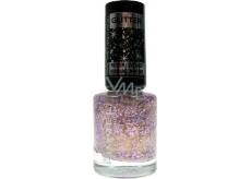 Rimmel London Glitter Bomb Top Coat lak na nehty 010 Sparkle Every Day 8 ml