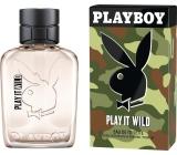 Playboy Play It Wild for Him toaletná voda pre mužov 100 ml