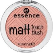 Essence Matt Touch Blush tvářenka 30 rose me up! 5 g