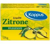Kappus Citron - Lemon toaletní mýdlo 125 g
