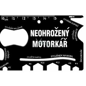 Albi Multináradie do peňaženky Neohrozený motorkár 8,5 cm x 5,3 cm x 0,2 cm