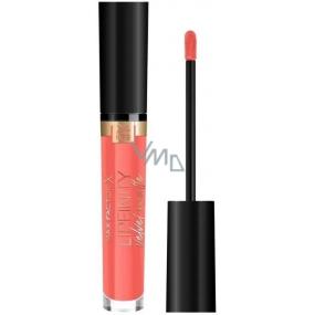 Max Factor Nailfinity Velvet Matte Lipstick tekutá matná rúž 055 Orange Glow 4 ml