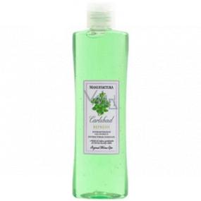 Manufaktúra Antibakteriálny gél na ruky s žriedlovou soľou, mätou a panthenolom 70% alkoholu 215 ml