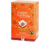English Tea Shop Bio Rooibos Mandala 20 kusov biologicky odbúrateľných pyramídiek čaju, 40 g